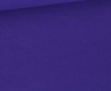 Jersey Smutje - Uni  - 150cm - Royalblau