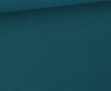 Jersey Smutje - Uni  - 150cm - Petrol Dunkel