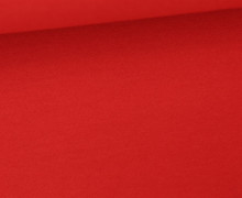 Jersey Smutje - Uni  - 150cm - Rot Dunkel