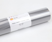 Matte Vinylfolie - 21x300cm - Grau