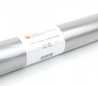 Matte Vinylfolie - 30,5x300cm - Silber
