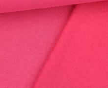 Kuschelsweat Light - Uni - Pink - Sweat Angeraut