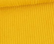Cord - Breitcord - Uni - Maisgelb
