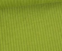 Cord - Breitcord - Uni - Maigrün