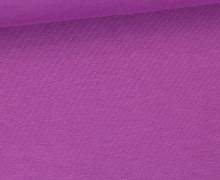 Jersey Smutje - Uni  - 150cm - Violett