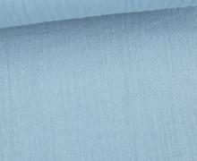 Musselin - Muslin - Uni - Schnuffeltuch - Windeltuch - 150g - Pastellblau