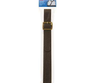Prym - Taschengriff Lilly - Lederoptik - 127cm - Dunkelbraun