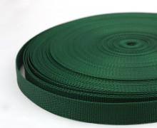 1 Meter Gurtband - Tannengrün (270) - 25mm