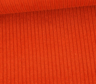 Cord - Breitcord - Uni - Orange