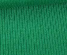 Cord - Breitcord - Uni - Grün