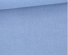 Musselin - Muslin - Double Gauze - Uni - Hellblau