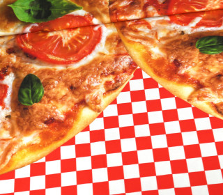Jersey - Bio Qualität - Paneel - Pizza Italiana - abby and me