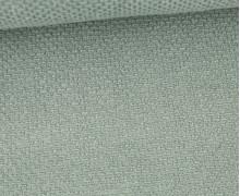 Weicher Waffel Frottee - Baumwolle - 210g - Uni - Lichtgrün