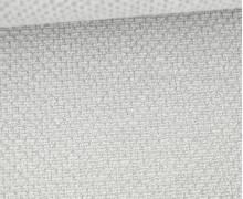Weicher Waffel Frottee - Baumwolle - 210g - Uni - Lichtgrau
