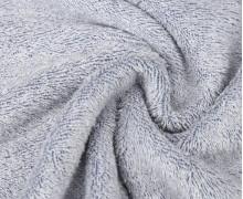 Frottee Melange - Uni - Pastellblau