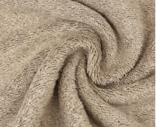 Frottee Melange - Uni - Sand