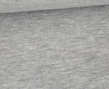 Sommersweat Greta - French Terry - Uni - 250g - Hellgrau Meliert