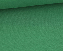 WOW Angebot - Glattes Bündchen - Uni - Schlauch - Moosgrün