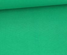 WOW Angebot - Glattes Bündchen - Uni - Schlauch - Grasgrün