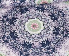 Baumwollstoff - Light Breeze - Ring A Roses - Pastelllila - Flower Power - Gütermann