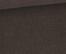 Ramie - Naturfaser - Uni - Schokoladenbraun