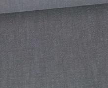 Ramie - Naturfaser - Uni - Dunkelgrau