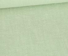 Ramie - Naturfaser - Uni - Weißgrün