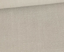Viskose Leinen - Leinenstoff - Uni - Sand