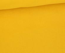 Soft Brush Jersey - Weich - Uni - Maisgelb