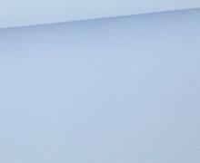 Soft Brush Jersey - Weich - Uni - Pastellblau