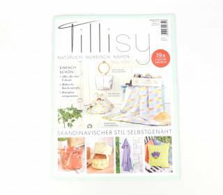 Tillisy - Zeitschrift - Skandinavischer Stil Selbstgenäht
