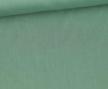 Baumwolle - Webware - Poplin - Uni - Lichtgrün