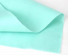 1mm Filz - Polyesterfilz - Klassik Filz - Mint