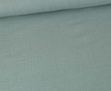 Musselin - Muslin - Uni - Schnuffeltuch - Windeltuch - 150g - Lichtgrün