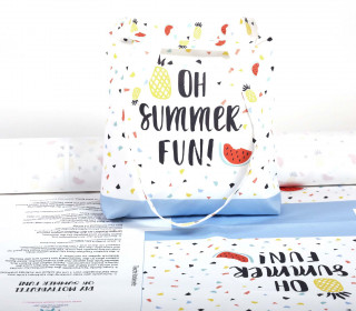 DIY-NÄHSET - Motivbeutel - Shopper - Oh Summer Fun! - abby and me