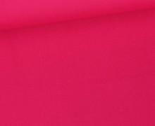 Baumwolle - Popelin - Webware - Uni - 145cm - Pink