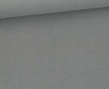 Flanell - Uni - Grau