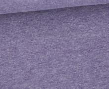 Jersey Smutje - Hell Meliert  - 150cm - Lila