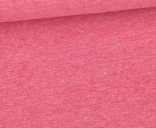 Jersey Smutje - Hell Meliert  - 150cm - Magenta