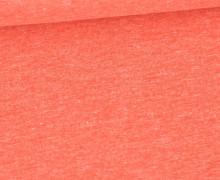 Jersey Smutje - Hell Meliert  - 150cm - Orange