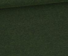 Jersey - Dunkel Meliert  - 150cm - Dunkelgrün