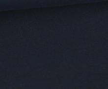 Jersey - Dunkel Meliert  - 150cm - Stahlblau