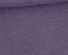 Jersey - Dunkel Meliert  - 150cm - Lila