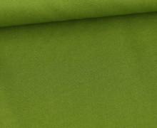 Baumwolle - Webware - Uni - 150cm - Maigrün