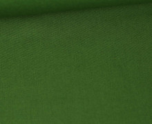 Baumwolle - Webware - Uni - 150cm - Grasgrün