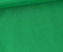Baumwolle - Popelin - Webware - Uni - 145cm - Grasgrün