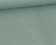 Baumwolle - Popelin - Webware - Uni - 145cm - Lichtgrün