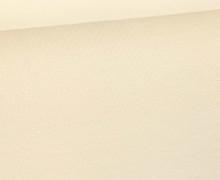 Jersey Smutje - Uni  - 150cm - Hellelfenbein