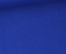 Canvas Stoff - feste Baumwolle - Uni - Royalblau