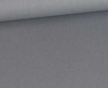 Baumwolle - Webware - Uni - 150cm - Grau